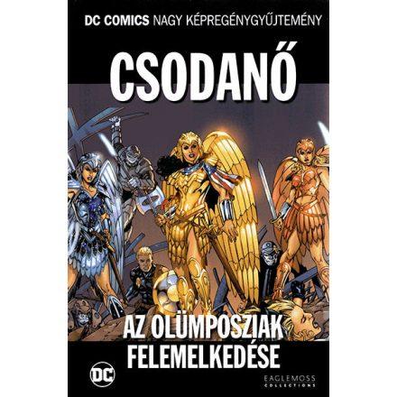 Csodanő - Az olümposziak felemelkedése - 118