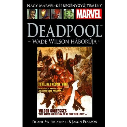 Daedpool - Wade Wilson háborúja -képregény