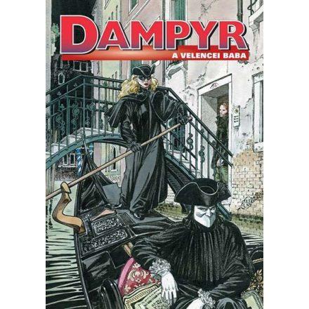 Dampyr 1. - A Velencei baba