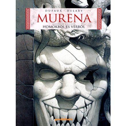Murena 2 - Homokból és Vérből