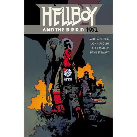 Hellboy és a P.K.V.H. 1952   (ELŐRENDELÉS)