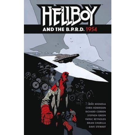 Hellboy és a P.K.V.H. 1954   (ELŐRENDELÉS)