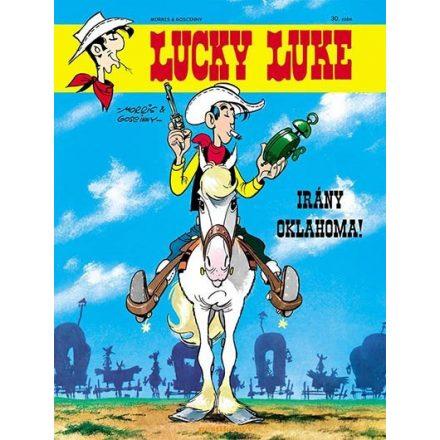 Lucky Luke 30. - Irány Oklahoma!