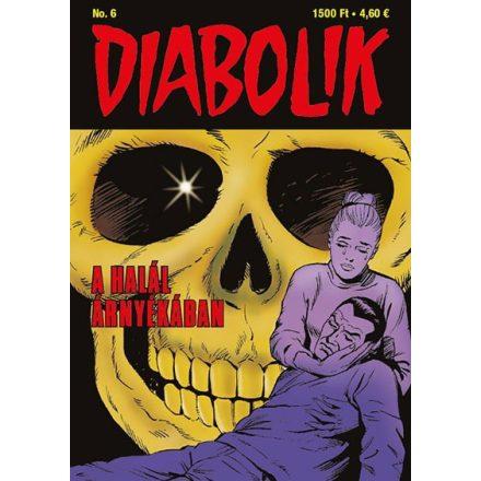 Diabolik 6. - A  halál árnyékában
