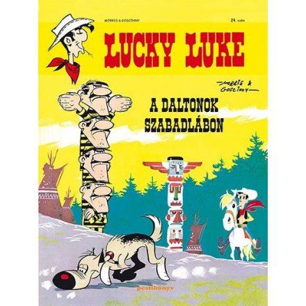 Lucky Luke 24. - A Daltonok szabadlábon