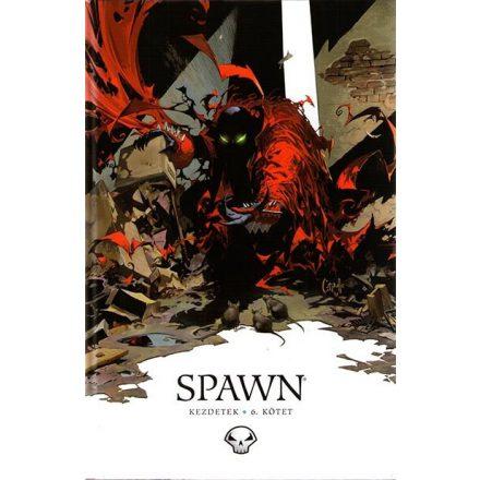 Spawn kezdetek 6