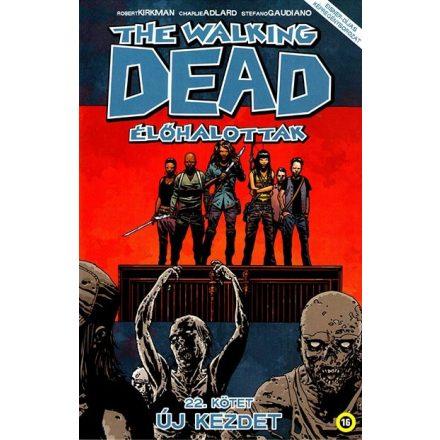 The Walking Dead 22. - Új kezdet