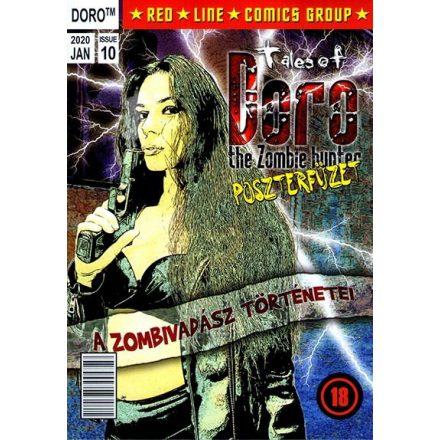 Doro The Zombie Hunter 10.