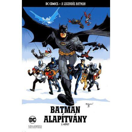 Batman sorozat 64.kötet - Batman alapítvány 2.kötet