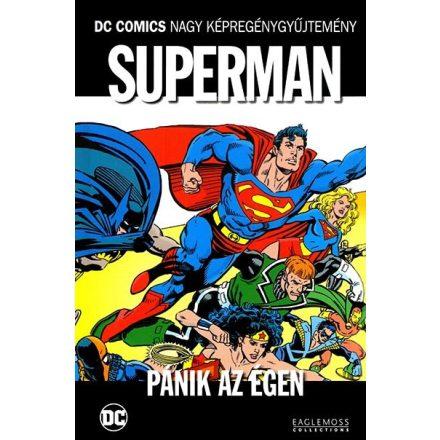 Superman - Pánik az égen