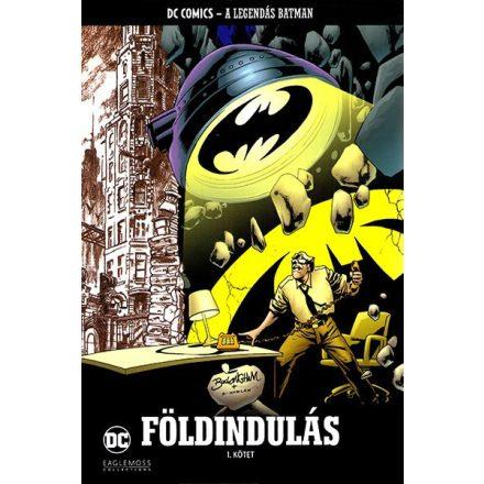 Batman sorozat 54.kötet - Földindulás 1. Kötet