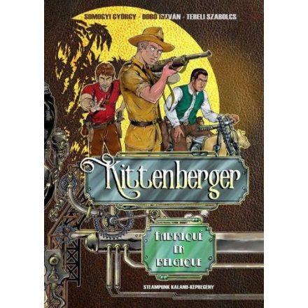 Kittenberger 1. - Fabriqué en Belgique