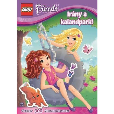 Lego Friends - Irány a kalandpark