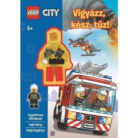 LEGO City - Vigyázz, kész, tűz!