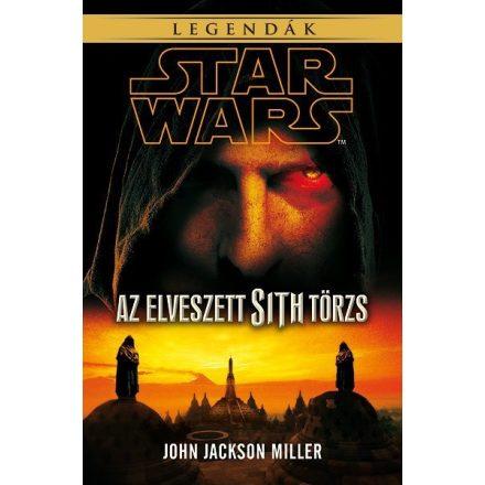 Star Wars - Az elveszett Sith törzs (regény)