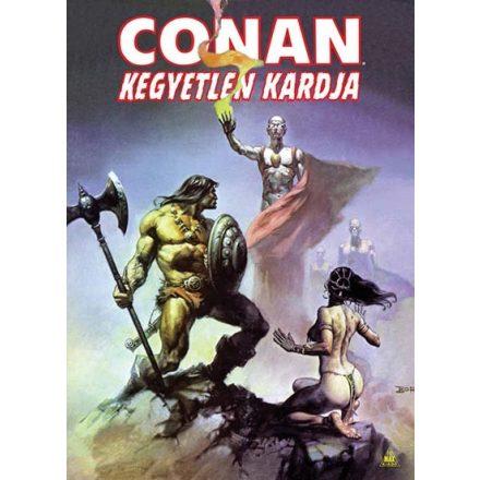 Conan kegyetlen kardja 2.kötet