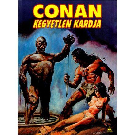 Conan kegyetlen kardja 3.kotet