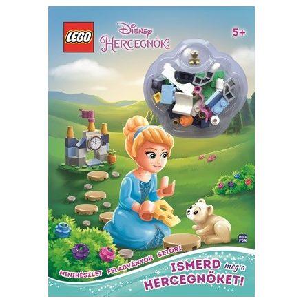 Lego Disney Princess - Ismerd meg a hercegnőket - minifigurával