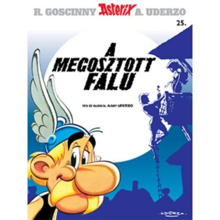 Asterix 25. - A megosztott falu
