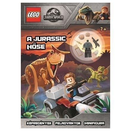 Lego Jurassic World - A Jurassic hőse
