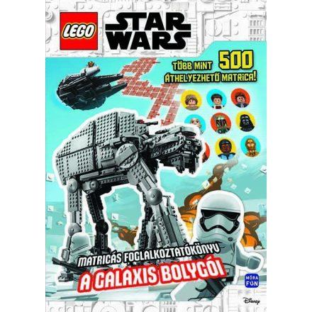 Lego Star Wars - A galaxis bolygó