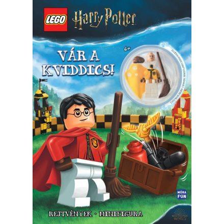 Lego Harry Potter - Vár a Kviddics!