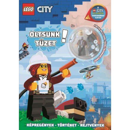 Lego City - Oltsunk tüzet