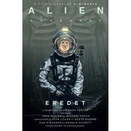Alien: Covenant – Eredet (Regény)