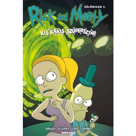 Rick and Morty különszám