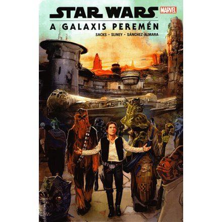 Star Wars - A Galaxis peremén