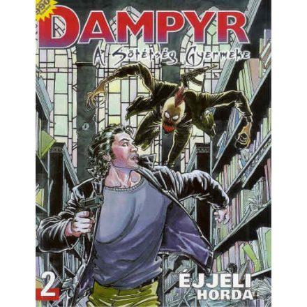 Dampyr 2. - A sötétség gyermeke - Éjjeli horda