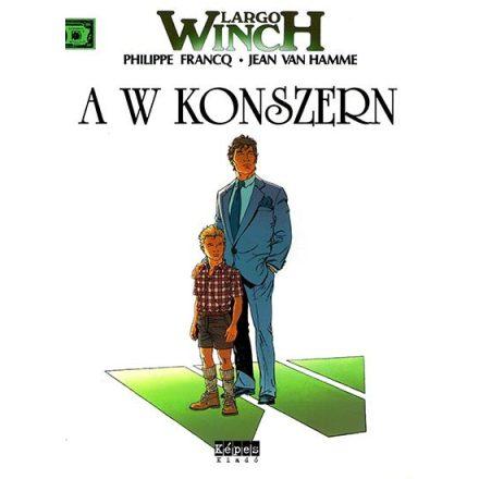 Largo Winch 2 - A W Konszern