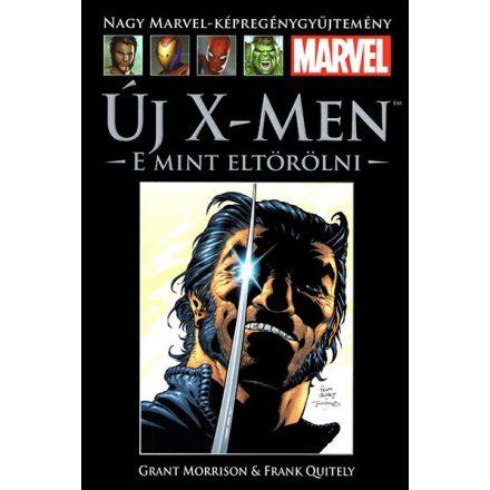 Új X-Men - E, mint eltörölni
