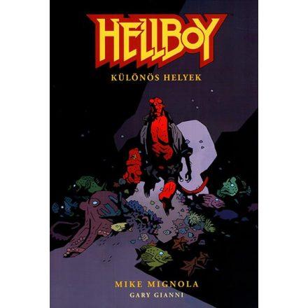 Hellboy 4 - Különös helyek