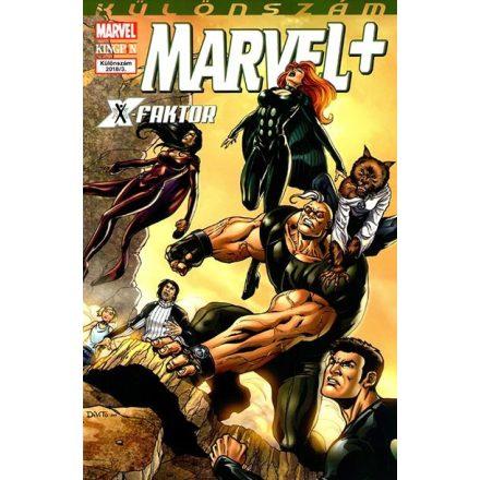 Marvel+ különszám 2018/3